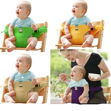 Baby Chair Portable Infant Seat Product Dining Lunch Chair/Seat Safety Belt Feeding High Harness