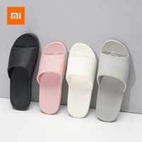 Xiaomi Home Household Slipper EVA Soft Anti-slip Slipper Flip Flops Summer Sandals 4color Unisex Loafer Household Supplies