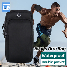 Armband-Bag Phone-Holder Sport Running Gym Huawei Xiaomi for Waterproof Protection Samsung