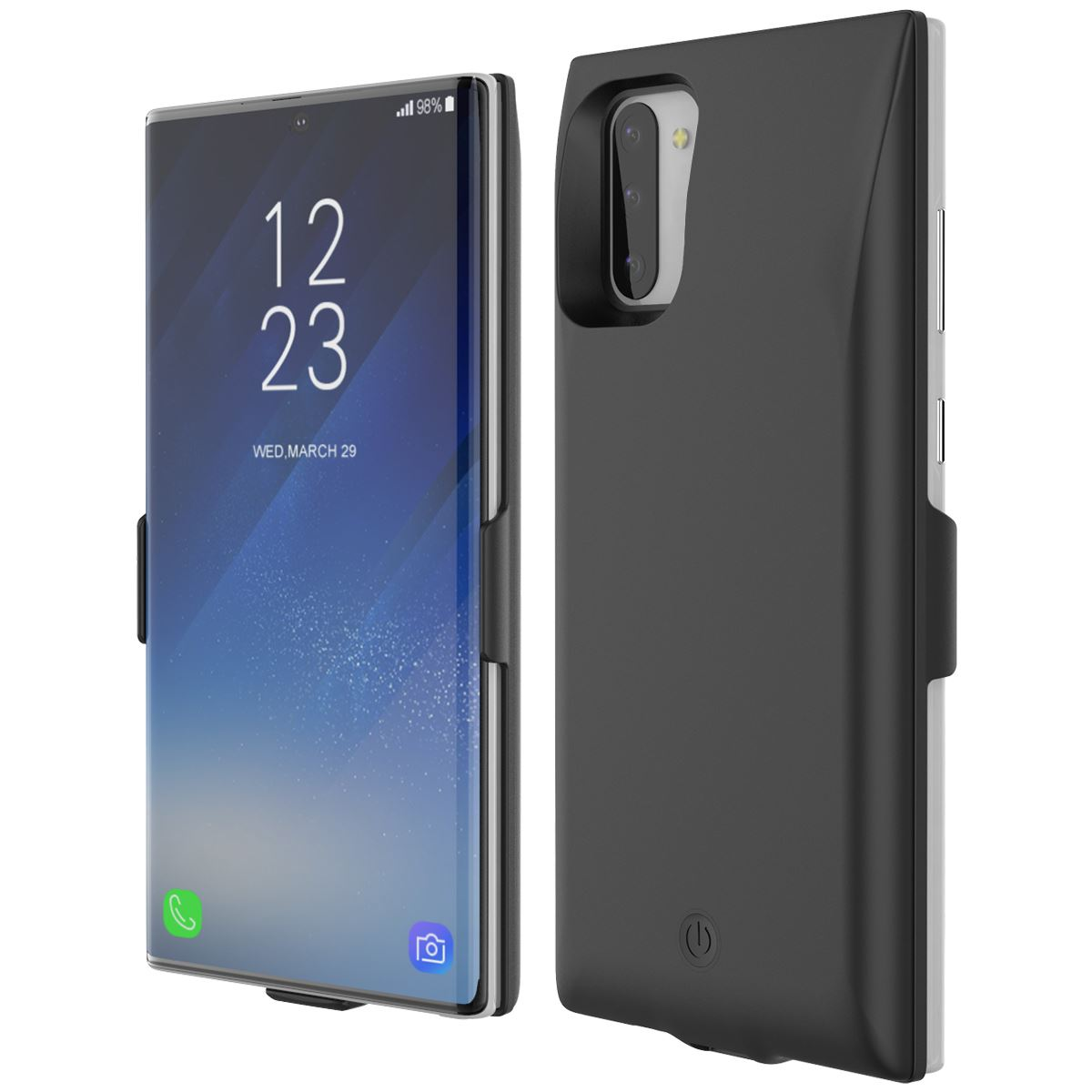 7000mAh Battery Charger Case For Samsung Galaxy Note 10 Plus Note 10 Case External Backup Power Bank Protective Charging Cover