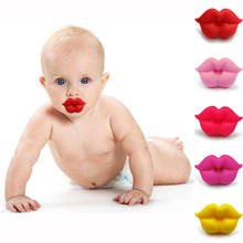 1pcs Pumpkin Pacifier Silicone Funny Nipple Dummy Baby Soother Joke Prank Toddler Orthodontic Nipples Teether Baby Christmas(China)