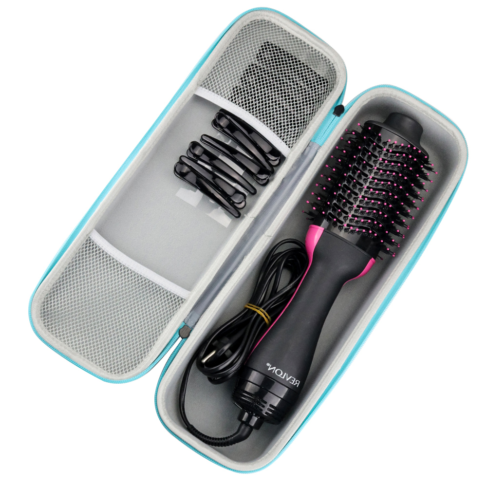 2019 Newest EVA Hard Portable Travel Case For Revlon One-Step Hair Dryer & Volumizer& Styler And Accessories Waterproof Bags