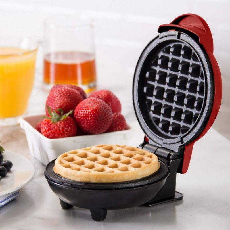 Вафельный пирог домашняя кухня производителя антипригарная вафельница машина блинница торт мейкер для отдельных порций