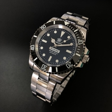Dive-Watches Steeldive Sd1954 NH35 Sport Waterproof Men Automatic Mens Luxury Brand 200m