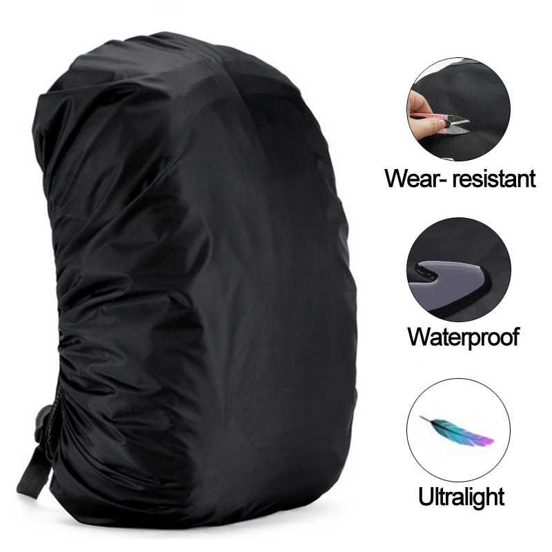 35-80L Waterproof Backpack Rain Cover Dustproof Outdoor Camping Hiking Climbing