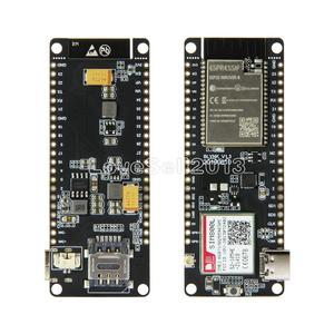 Image 2 - T Call V1.3 TTGO ESP32 وحدة لاسلكية جي بي آر إس هوائي بطاقة SIM SIM800L مجلس جديد