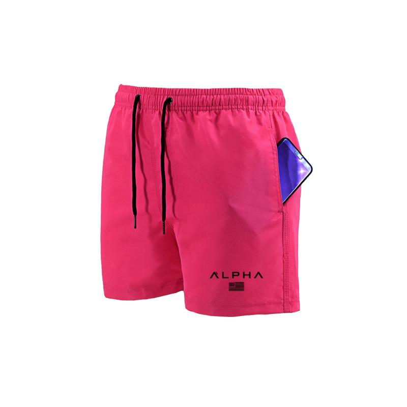 2020 New Quick Dry Summer Mens Siwmwear Mens Mesh Liner  Board Shorts Briefs For Men Swim Trunks Swim Shorts Beach Wear