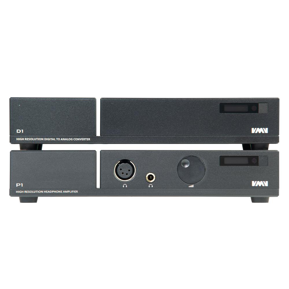SMSL P1 Full Balanced Amplifier Can be Combined with SMSL D1 5
