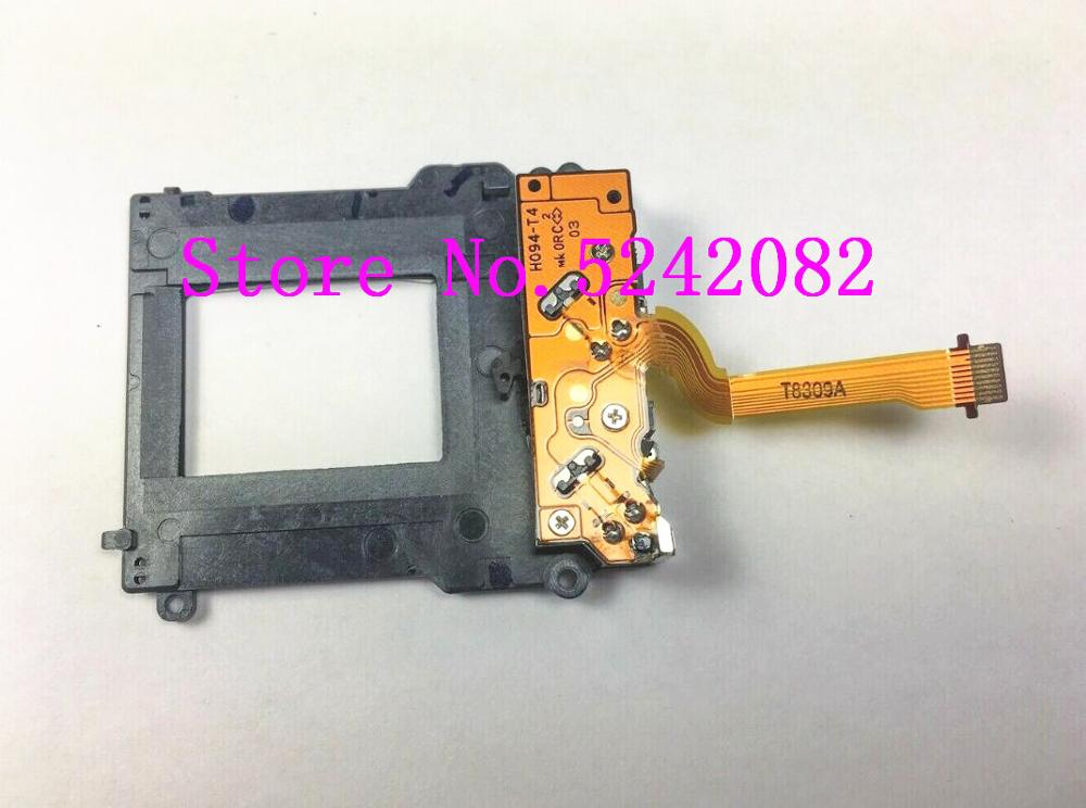 New Shutter group with blade curtain repair parts For Sony ILCE-6000 A6000 camera