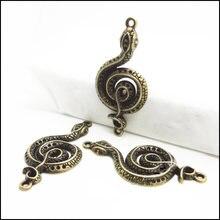 5 шт подвески змеи для браслетов
