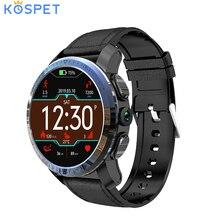 цена на KOSPET Optimus 2GB 16GB Smartwatch Waterproof Dual Systems GPS WIFI Camera 800mAh 4G Android Smart Watch Men For Xiami IOS Phone