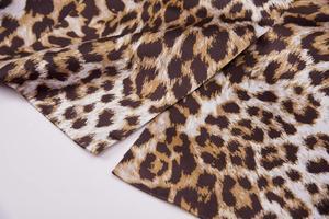 Image 5 - PYJTRL Merk Tij Mannen Luipaard Print Mode Leisure Blazer Masculino Slim Fit Pak Jassen Voor Mannen Zanger Kostuum Homme