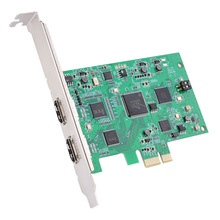 Video-Capture-Card Express Broadcast-Streaming Live 1080P PCI-E HD for Meeting
