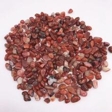 100g/Bag Natural Mixed Quartz Crystal Stone Rock Gravel Natural Tumble Stones Minerals For Fish Tank Aquarium Garden Decoration