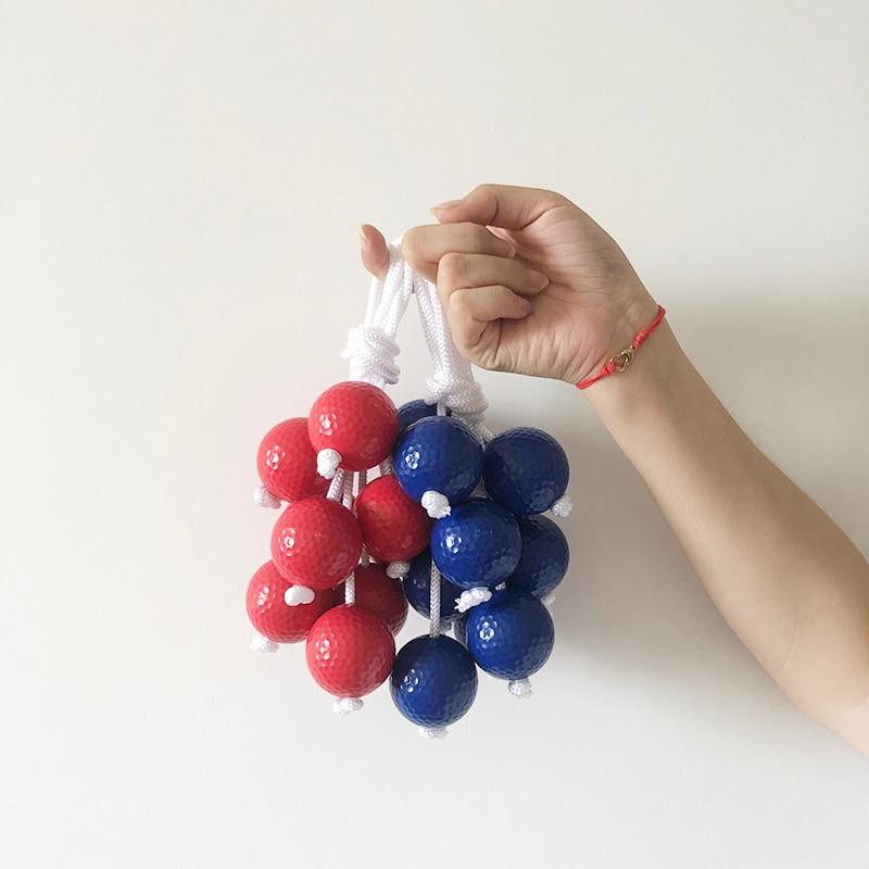 crianças bolas de treinamento colorido 42mm escada