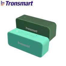 [Nuevo Color] elemento Tronsmart T2 Plus 20W Altavoz Bluetooth altavoz portátil con columna IPX7 24H con asistente de voz, Micro SD