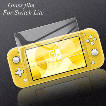 Tempered Glass film for Nintendo Switch Lite HD Protector Screen NS Ultra-thin Explosion-proof Touch Protective For switch lite luxury tempered glass for 2017 new ipad pro 12 9 0 3mm 9h explosion proof toughened ultra thin hd film screen protector cover