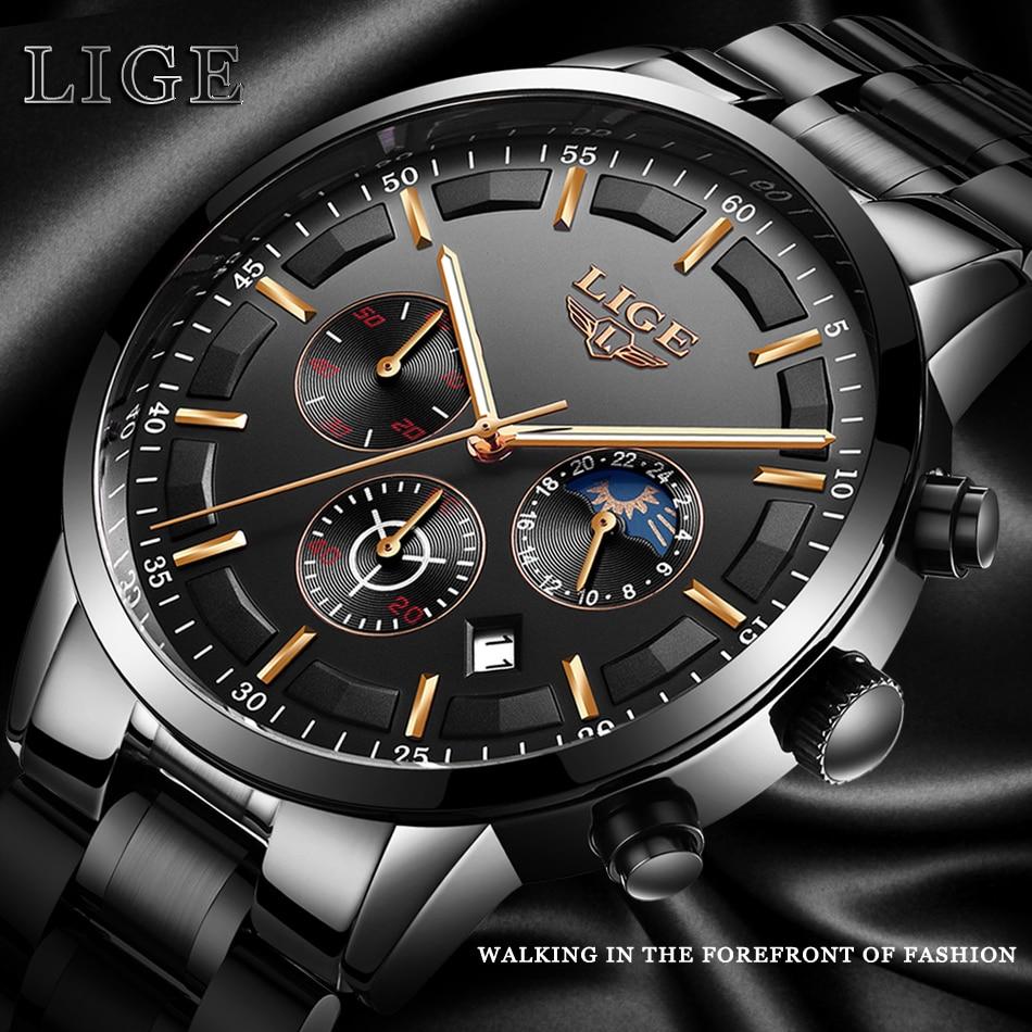 H5a80257125814989af125833c019a74fr Relojes Watch Men LIGE Fashion Sport Quartz Clock Mens Watches Top Brand Luxury Business Waterproof Watch Relogio Masculino