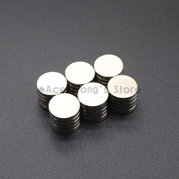 10Pcs Round Magnet 5x1 6x3 8x3 10x1 10x2 12x2 Neodymium Magnet Permanent NdFeB Super Strong Powerful Magnets