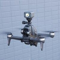 Soporte de montaje para cámara DJI FPV, accesorios para Dron, reflector, GoPro pocket 2