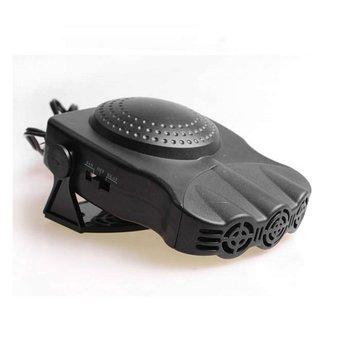 150W Car Vehicle Cooling Fan Hot Warm Heater Windscreen Demister Defroster 2 In 1 Portable Auto Car Van Heater Air Conditioners|Air Conditioners| |  -