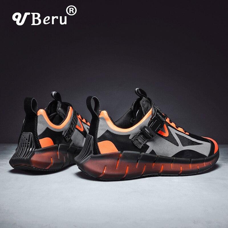 Uberu New Men  Running Shoes Mesh Breathable Casual Men's Sneakers High-quality Non-slip Wear-resistant Zapatillas De Hombre
