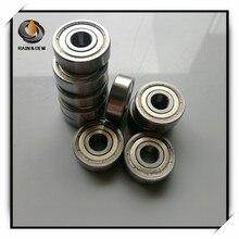 5 peças 628zz rolamento ABEC-7 8x24x8mm miniatura 628z rolamentos de esferas 628 zz