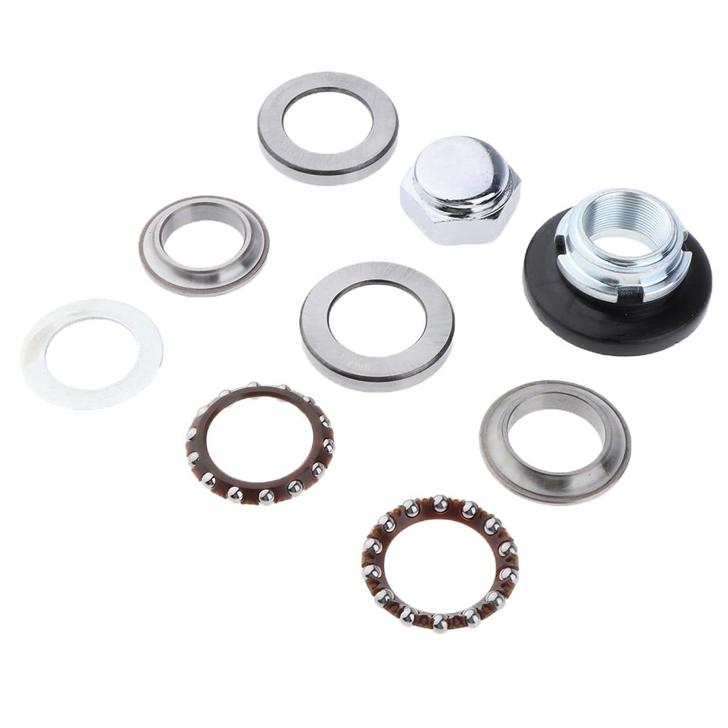 Рулевой стержень вилка подшипник кольцо Набор для Honda XR50 CT70 CT90 Z50 Mini Trail
