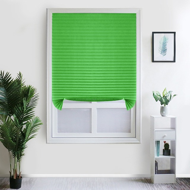 Self-Adhesive Pleated Blinds 3