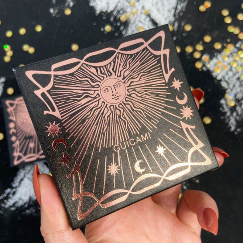 Sun God Tarot Brand Star Moon High Gloss Powder Polarized Unicorn High Gloss Three-dimensional Repair And Brighten Skin Color