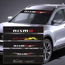 1Pcs Racing Team Nismo Cafea Sport PVC Luxury Car Body Front