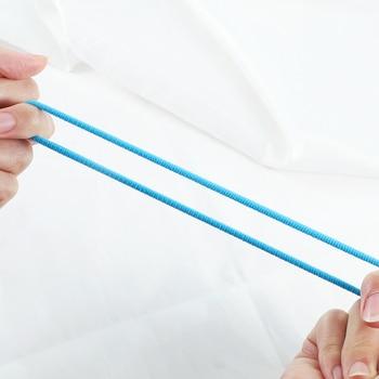 30/50Pcs/Set Women Basic Elastic Hair Bands Scrunchie Ponytail Holder Headband Colorful Rubber Bands Fashion Hair Accessories 5