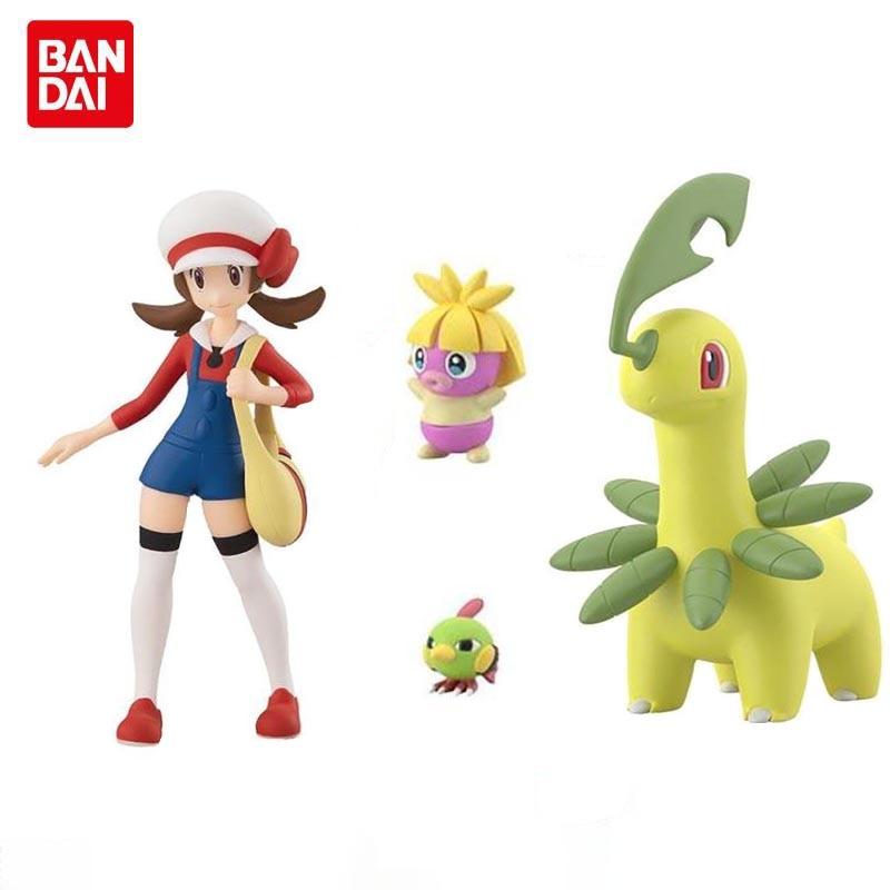 Pokemon figurine genesect length = 4cm official brand bandai-figure