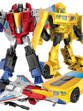 Трансформеры из сплава игрушки версия фильма optimus prime bumblebee