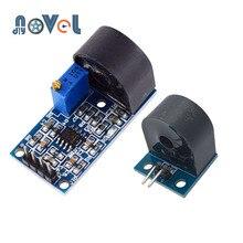 5A диапазон одиночный фаза трансформатор тока монофаза переменного тока активный выход бортовой точность CT токовый сенсор повторитель для Arduino