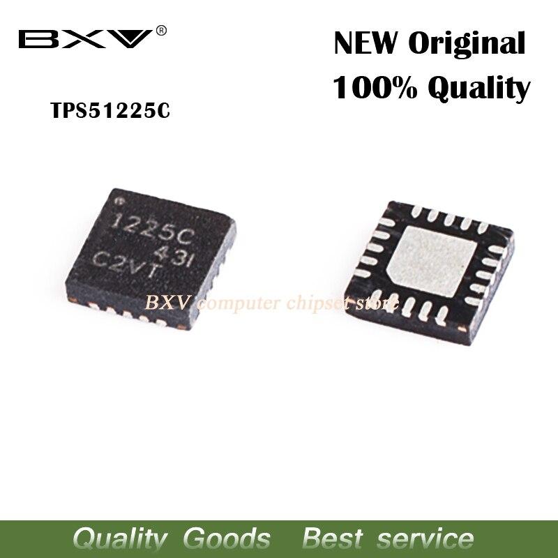 10 шт., оригинальный чип для ноутбука TPS51225C 1225C TPS51225 51225C 51225 TPS51225CRUKR