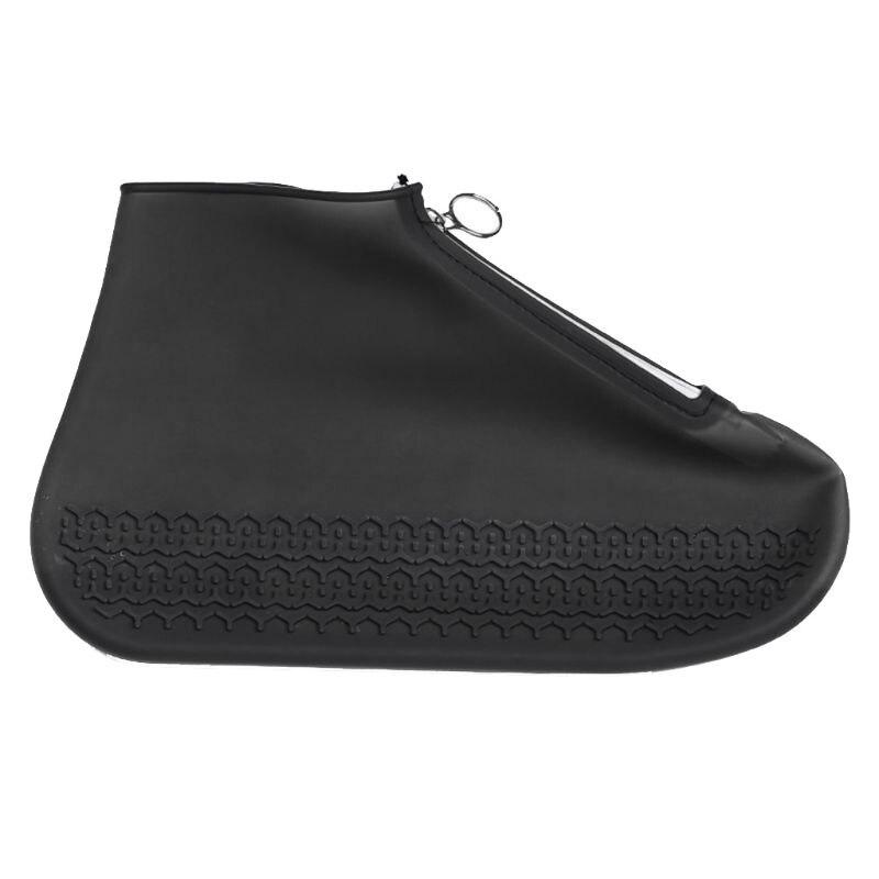 ar livre silicone viagem portátil antiderrapante sapato capa q1fe