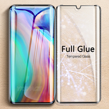 3D Curved Edge Full Glue Screen Protector For Huawei Honor 3