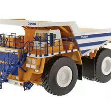 Горный самосвал 1/50 Belaz 75180 самосвал Beilas горный минеральный самосвал сплав инженерный грузовик модель