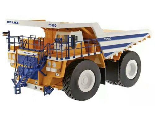Mining Dump Truck 1/50 Belaz 75180 Tipper Beilas Mountain Mineral Dumper Alloy Engineer Truck Model