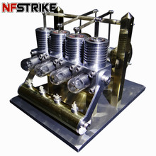 4 Silinder Kit-Cermin Stirling
