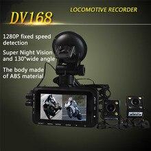 دراجة نارية DVR داش كام 3.0 بوصة 1080P المزدوج دراجة نارية كاميرا مسجل كاميرا دراجة نارية HD G الاستشعار مسجل قيادة