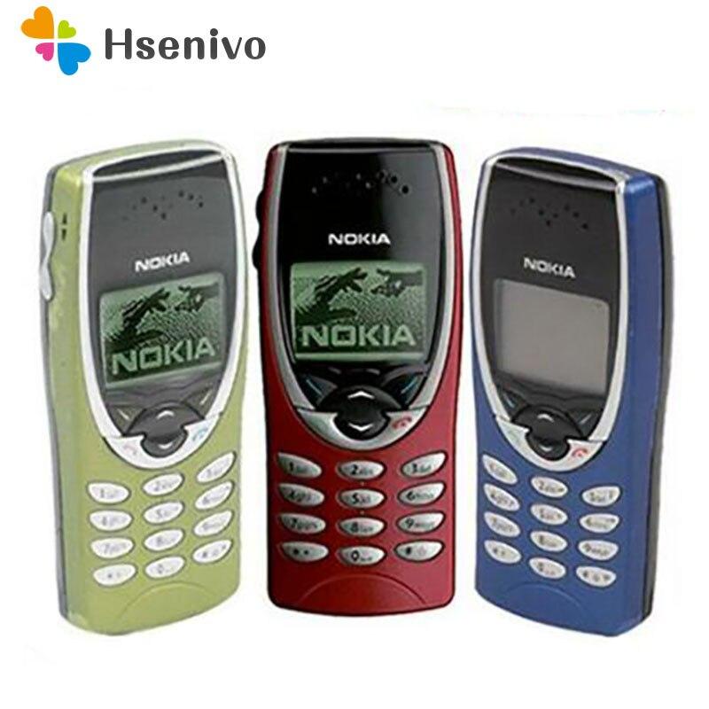 Nokia 8210 отремонтированы в «Мои желания» оригинальный Nokia 8210 разблокирован мобильный телефон 2G двухдиапазонный GSM 900/1800 GPRS классика! Дешево! Со...