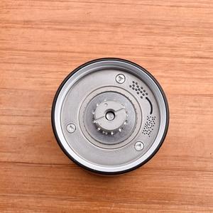 Image 3 - USB 충전식 커피 밀 휴대용 커피 분쇄기 304 스테인레스 스틸 버 전기 콩 밀 자동차 분쇄기