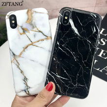 Luxury Marble Silicone Phone Case For iphone 8 7 Plus XR Case For iphone X XS 11 Pro Max 6 6S Plus Case Soft TPU Back Cover rugged tpu case for iphone 11 pro max case iphone x xs xr 6 6s plus 7 plus 8 plus iphone11 11pro cloth back cover elk deer shell
