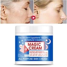 Creme facial mágico para todos os fins creme de pele natural anti envelhecimento rugas removedor hidratante nutritivo acne reparação