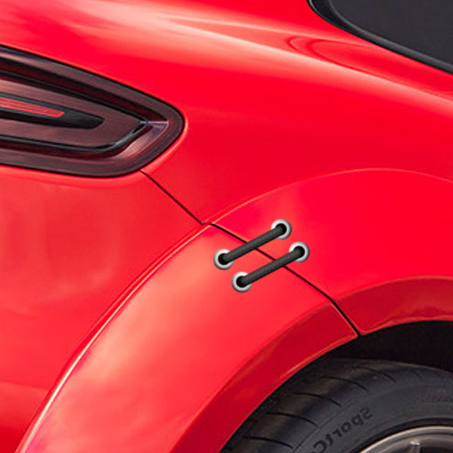 Noizzy Nep Steek Kant Auto Stickers Mode Auto Decals 2019 Vinyl Deur Bumper Scratch Cover Decor Patch Accessorie Auto Styling