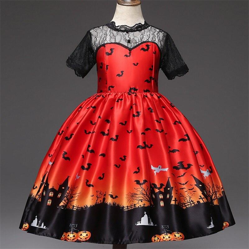 H5a83f5d6f32f40a9a1d67adbb009f864R Girls Elsa Dress Costume Princess Anna Dresses Cosplay Party Summer Baby Kids Children Fancy Baby Girl Clothes elza vestidos