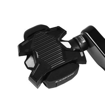 Adaptador de placa de Pedal de bloqueo de bicicleta de carretera, convertidor para SHIMANO LOOK Series, placa de Pedal de Clip ultraligero r8000 6800 o look keo