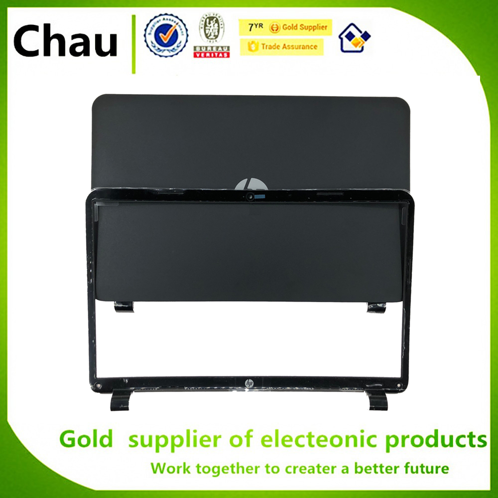 New For 15-G 15-R 250 255 G3 LCD Back Cover & LCD Front Beze For Touch Screen 774164-001 AP14D000600 AP14D000700